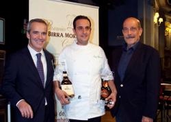 PREMIO BIRRA MORETTI GRAND CRU 2013: trionfa il sous-chef Luigi Salomone del Ristorante Marennà