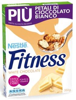 Fitness New White Chocolate