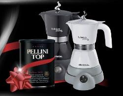 Comarketing ARIETE e PELLINI con una promozione al top per il Natale 2013