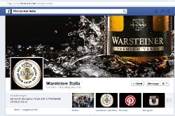 Warsteiner FB page