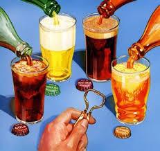 bibite in bicchiere