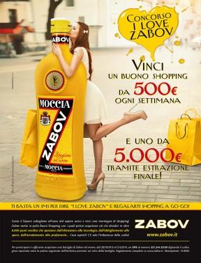 Distillerie Moccia Liquori Allo Zabaione Zabov Concorso Love Distillerie Moccia