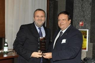 Il GRUPPO SANPELLEGRINO tra i protagonisti del premio logistico dell'anno 2013