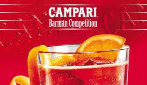 Barman Competition Bartender Campari Fase Finale Concorso Barman Competition