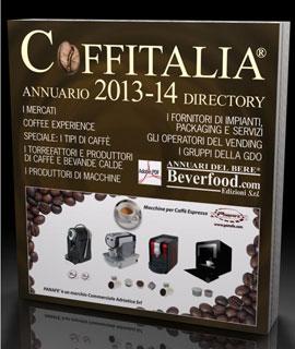 NUOVO COFFITALIA® 2013-2014: il mondo del caffè a portata di mano