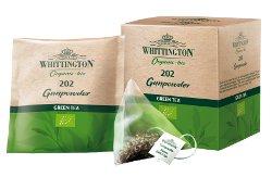 Da WHITTINGTON TEA il nuovo Organic Bio