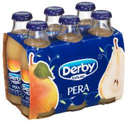 Novità ricette e packaging dei succhi di frutta DERBY BLUE