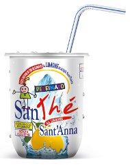 Acqua Sant'Anna arricchisce la sua gamma di tè freddi con il nuovo SANTHÉ DETEINATO