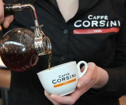 CAFFÈ CORSINI al Sigep, dall'espresso bar all'esperienza del brew coffee
