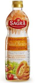 Arriva da SAGRA il nuovissimo olio di girasole Alto Oleico