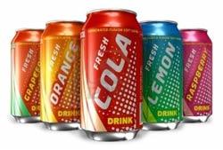 MERCATO MONDIALE SOFT DRINK: i principali competitori internazionali a fine 2012