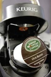 COCA-COLA acquista il 10% di Green Mountain e lancia le bibite in capsule come per il caffè