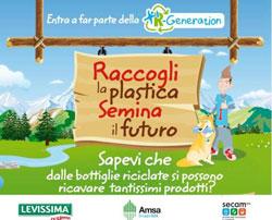 'Raccogli la plastica, semina il futuro': SANPELLEGRINO  festeggia i campioni della r-generation di Milano, Roma, Napoli