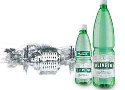 ULIVETO è l'acqua effervescente naturale più venduta nella moderna distribuzione in Italia