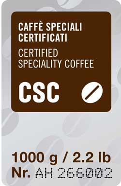 CSC, il piacere e il gusto unico di caffè con una storia