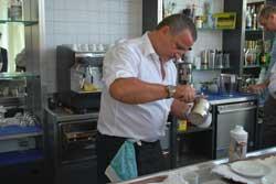 Espresso Italiano Champion Istituto Nazionale Espresso Italiano La Genovese Torrefazione Genovese Tappa Ligure Espresso Italiano Champion