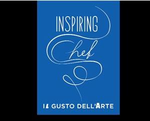 """LAVAZZA presenta """"Inspiring Chef: il gusto dell'arte"""""""