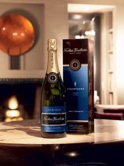 VALDO distributore esclusivo dello champagne NICOLAS FEUILLATTE