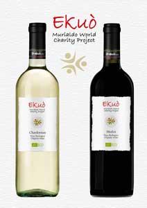 CIELO E TERRA presenta la gamma di vini bio EKUÒ all'insegna della solidarietà