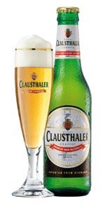 RADEBERGER presenta CLAUSTHALER: l'analcolica più premiata al mondo