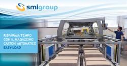 SMI GROUP: Risparmiare tempo con il magazzino cartoni automatico Easy-Load