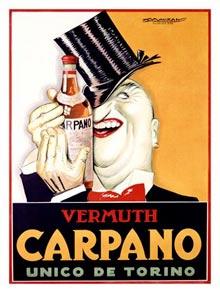Storia del VERMUT ITALIANO, by Carpano