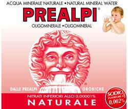 FONTI PREALPI S.p.A. Logo/Marchio