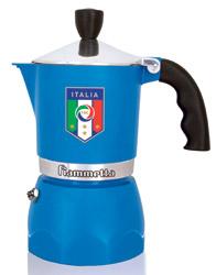 Lo stile BIALETTI tifa l'Italia ai Mondiali: nuove MOKA MELODY e FIAMMETTA per vincere con gusto