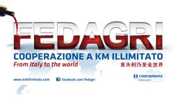 Al Vinitaly FEDAGRI lancia il 'km illimitato'