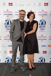 """""""THE WORLD'S 50 BEST RESTAURANTS"""": il Noma di Copenhagen si conferma 1°; Massimo Bottura al 3° posto"""