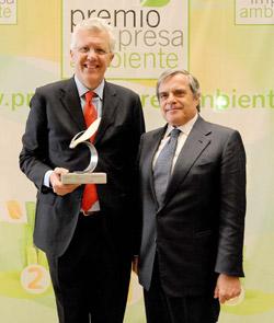 """CARLSBERG ITALIA vince il """"Premio Imprese Ambiente"""" nella categoria """"Miglior Gestione"""""""
