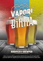 """Inaugurato """"VAPORI DI BIRRA', il primo birrificio artigianale italiano che sfrutta il vapore geotermico come fonte primaria"""