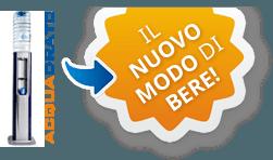 DRINK CUP  a Venditalia 2014 con il rivoluzionario erogatore Acquadrato