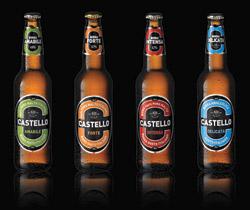 Birra Castello crea il gusto italiano della Birra