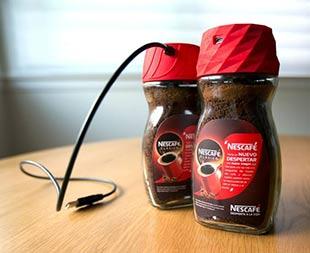 NESCAFÈ ALARM CAP: il caffè con la sveglia nel tappo
