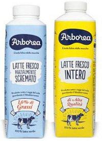 ARBOREA porta il latte genuino della Sardegna al CIBUS di Parma