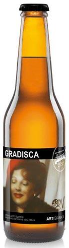 Gradisca Etichetta Eron Birra Amarcord Bottiglia 33