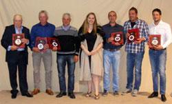 CARPENE' MALVOLTI premia e celebra i viticoltori con lo Scudo d'Oro 2013