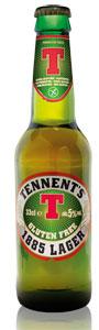 TENNENT'S® 1885 lager gluten free: la birra senza glutine che piace a tutti