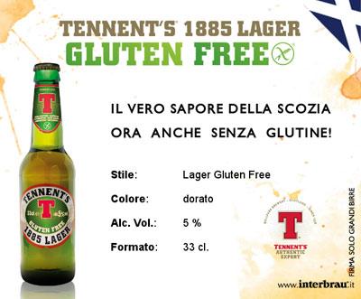 Tennent's-gluten
