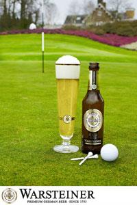 WARSTEINER: birra & golf a Peschiera del Garda