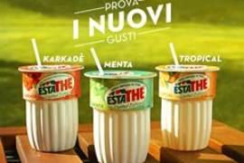 Estathè nuovi gusti Karcadè, Menta, Tropical