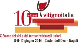 Decima edizione di VITIGNOITALIA 2014: il più grande wine show del Centro Sud