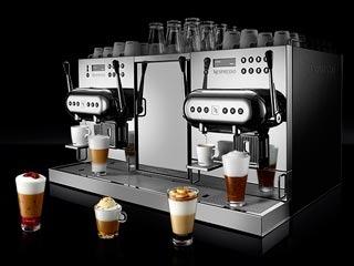 NESPRESSO presenta la macchina Aguila: massima funzionalità per il settore della ristorazione