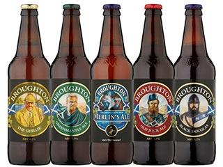 BROUGHTON ALES: le tradizionali birre scozzesi di nuovo in Italia con Interbrau