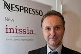 Fabio Degli Esposti Market Director Nespresso Italiana