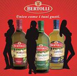 Campagna pubblicitaria estiva degli oli extra vergine BERTOLLI