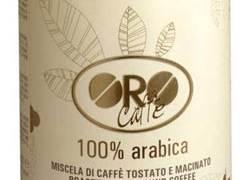 oro caffè barattolo_da_250gr_100_arabica_macinato
