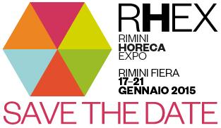 Il 2015 del food service comincia sul RHEX di Rimini Fiera