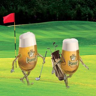 """Birra FORST è sponsor ufficiale del Torneo di Golf """"Coppa Forst 1857"""" a Porto Cervo"""
